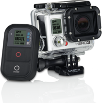 Akčná 74-gramová kamera od GoPro