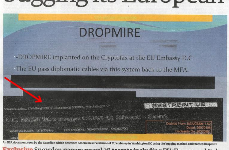 Vedec popísal, ako mohla NSA odpočúvať kryptofax EÚ
