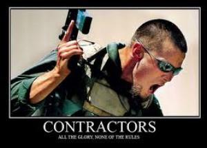 Kontraktori : Neviditeľná armáda !