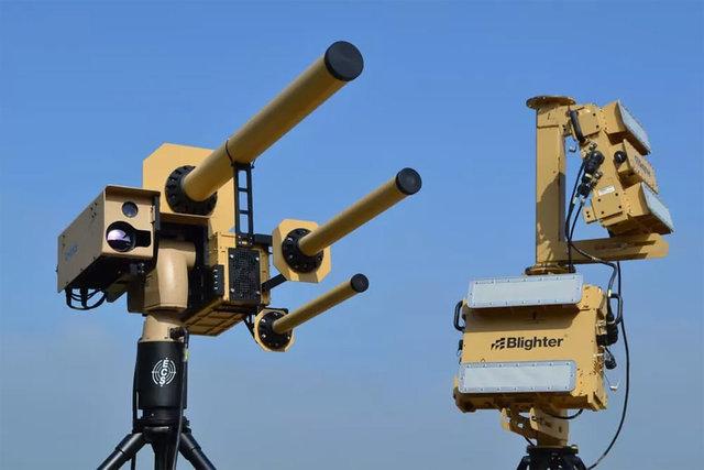 Americké letiská začínajú testovať obranné systémy proti dronom