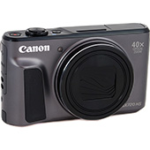 Canon PowerShot SX720 HS: vreckové sledovanie