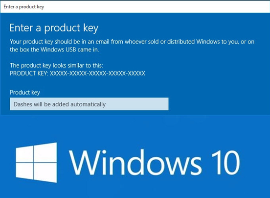 Windows 10 Product Key 2019 (64bit, 32 bitov)