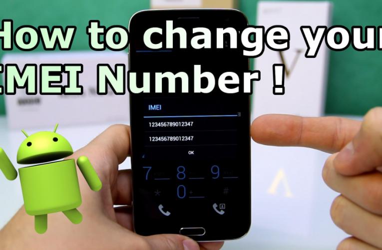 Ako zmeniť číslo IMEI na akomkoľvek mobilnom telefóne pomocou nástroja
