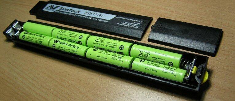 Ako vymeniť batériu v notebooku