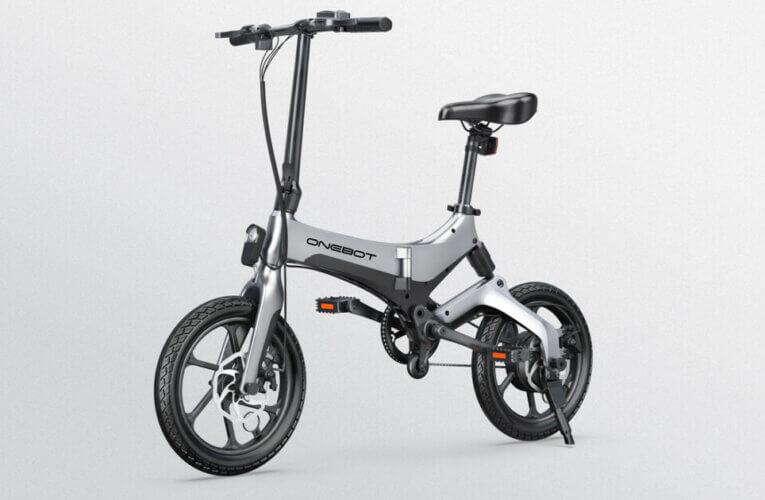 Skvelá cena v EU sklade. ONEBOT S6 eBike má futuristický skladací dizajn, 60 km dojazd či maximálku 25 km/h