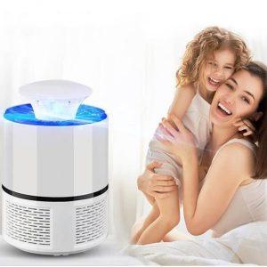 Ochráňte vašu rodinu pred komármi pomocou jedinečnej a neškodnej LED bionickej lampy!